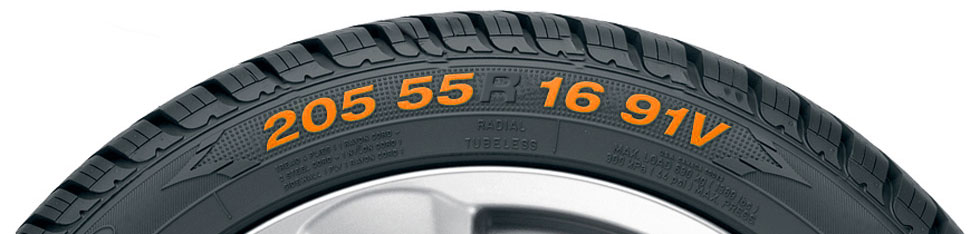 Wellington Tyre Sizing Guide